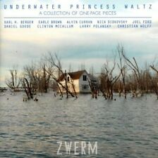 Zwerm  (Guitar Quartet) - Underwater Princess Waltz [CD]