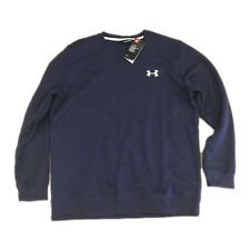 Under Armour Heatgear Pullover Crewneck Black 2 Xl Sale Overall Discount 50-70% Activewear Men's Clothing