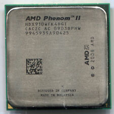 AMD Phenom II X4 910 HDX910WFK4DGI 2.6 GHz quad core socket AM3 CPU Deneb 95W