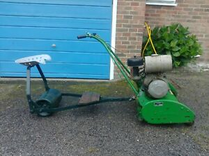 Ransomes Matador 24 Ride on Cylinder Lawn Mower
