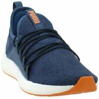 Puma NRGY Neko Knit Lace Up Sneakers (Big Kids)  Casual   Sneakers Blue Boys -