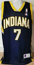 Original Champion Indiana Pacers NBA Trikot Jersey Nr. 7 O Neal Oneal Gr. L