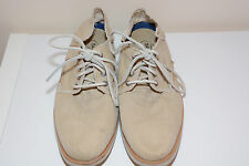 Sperry Top-Sider Men's Boat Oxford Lace-Up Khaki Salt Washed 11 M 0297044 shoes