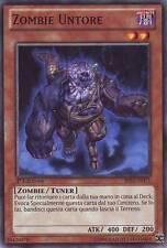 Zombie Untore - Plaguespreader YU-GI-OH! BP02-IT071 Ita RARA MOSAICO 1 Ed.