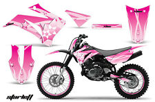 YAMAHA TTR 125 Graphic Kit AMR MX Racing # Plates Decal Sticker TTR125 08-13 STR