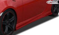 RDX Seitenschweller TOYOTA GT86 GT 86 Schweller Set Spoiler