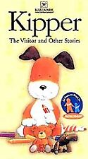 NEW KIPPER the Dog THE VISITOR and Other Stories VHS Video 1997 Hallmark Hit