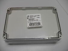Hammond Manufacturing 1554HGY , Enclosures, Boxes&Cases 180x120x60, ABS Flat Lid