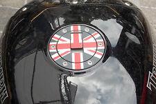 Tank gas cap cover Triumph Speed Street Triple 1050 955i 675 650 600 TT Four ALU