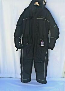 SNOSUIT ARTIC SERIES -40 degree one piece snowmobile/ski suit