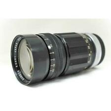 Komura 135mm F2.8 Telephoto Prime Lens for L39 Screw Excellent from Japan F/S