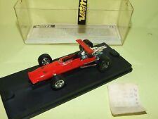 FERRARI V12 F1 1968 VEREM 742 1:43