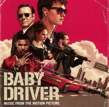 BABY DRIVER (MUSIC FROM THE MOTION PICTURE; QUEEN, T.REX, BOB&EARL ,..) 2CD NEU