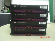 LOT OF 4 HP 3X-KN72D-XA DUAL 1.3GHZ ALPHASERVER GS1280 CPU MODULES 54-30252-LG