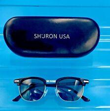 Polarized Wrap Around 80s Shield Vintage Sunglass Cox
