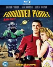 Warren Stevens, Richard And...-Forbidden Planet (UK IMPORT) Blu-ray NEW