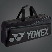 2020 YONEX Team Rectangular Tournament Racquet Bag BA42031WEX, Black