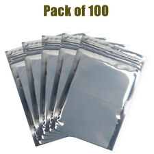Anti-Static Resealable Bags for 3.5 Inches Hard Drvies, Solid State Drives (Ssd)
