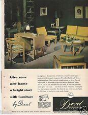 1951 DREXEL FURNITURE Precedent Design Edward Wormley Mid Century MODERN Catalog