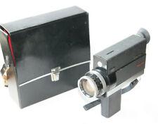 Zeiss Ikon Moviflex ES8 Super 8 Filmkamera siehe Film Test! mit Zeiss Objektiv