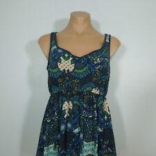 FOREVER 21 Junior Dress/Tunic Paisley Print, Sleeveless, size S
