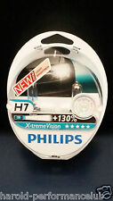 Philips XTreme Vision +130% H7  bulbs Made in Poland [ NEW Product ] 12972XV+S2