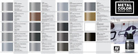 Vallejo Metal Color Metallic Paint - Choose Mix any 32ml Bottle from Full Range