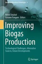 Improving Biogas Production: Technological Challenges, Alternative Sources,...