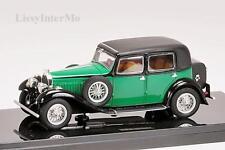Bugatti t49 berline 1934 luxcar 1:43