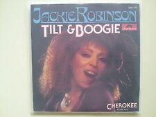 Jackie Robinson (Gitta Walther/ Hornettes/ Love Generation) - Tilt & boogie 7''