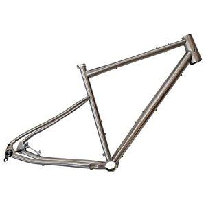 NEW XL Chiru Kegeti Titanium Monstercross  Drop Bar 29er Bikepacking Frame 60cm