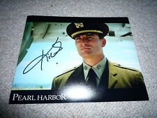 KIM COATES signed Autogramm In Person 20x25 cm PEARL HARBOUR Jack Richards