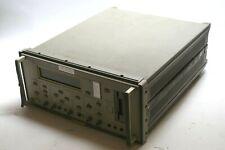 Hewlett-Packard Hp 3789B Communications Analyzer - Free Shipping!