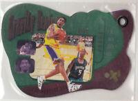 KOBE BRYANT 1997-98 Skybox E-X2001 Gravity Denied Die Cut #4 2nd Yr Lakers Mint