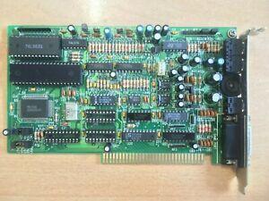 RARE Sound Card like Sound Blaster 2.0 AdLib YAMAHA Vintage 8-bit ISA Sound Card