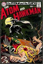 Atom and Hawkman #43 FN