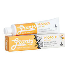 Grants Natural Toothpaste Propolis with Mint 110g