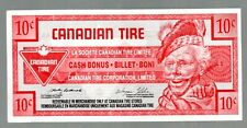 CANADA 2002 CANADIAN TIRE MONEY, NOTE OF 10c CIRCULATED COND.
