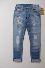 True Religion Women's Audrey Slim Boyfriend Jeans. Size 23.