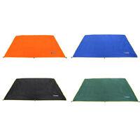 Groundsheet Camping Trail Tent Mat Footprint Sun Shelter Awning Rain Fly