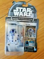 STAR WARS LEGACY COLLECTION R2-D2 RARE AUS SELLER FIGURE