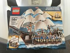 LEGO PIRATES IMPERIAL FLAGSHIP 10210 RETIRED *New In Factory Sealed Box""