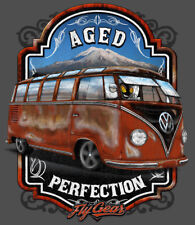 VW Volkswagen Bus Shirt Size XXL 2XL