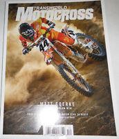 Transworld Motocross Magazine Matt Goerke & 2014 MX Shootout 2014 071714R1