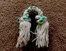 New listing Floss Tug Rope/Fetch Dog Toy 2 Knots