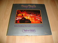 DEEP PURPLE MADE IN EUROPE DISCO LP DE VINILO VINYL GATEFOLD SLEEVE BUEN ESTADO