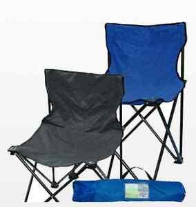 Faltstuhl, Klappstuhl, mit Transportbeutel, Outdoor, Camping, Angler, NEU & OVP