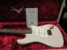 Fender Custom Shop Custom Deluxe Stratocaster White Blonde 2013 Collection NOS