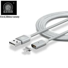1M 2M Fast Micro USB Charging Cable Magnetic Adapter Charger For Android Phones
