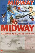 Avalon Hill Midway Pdf Juego referencia Disc + libre de envío